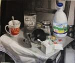 Café con leche en el Estudio